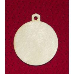 Karácsonyfadísz 5, 90x100 mm 3 mm vastag 5 db/cs