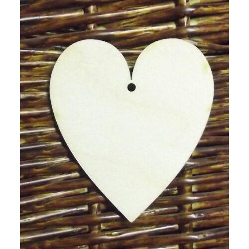 Szív - hagyományos több méretben